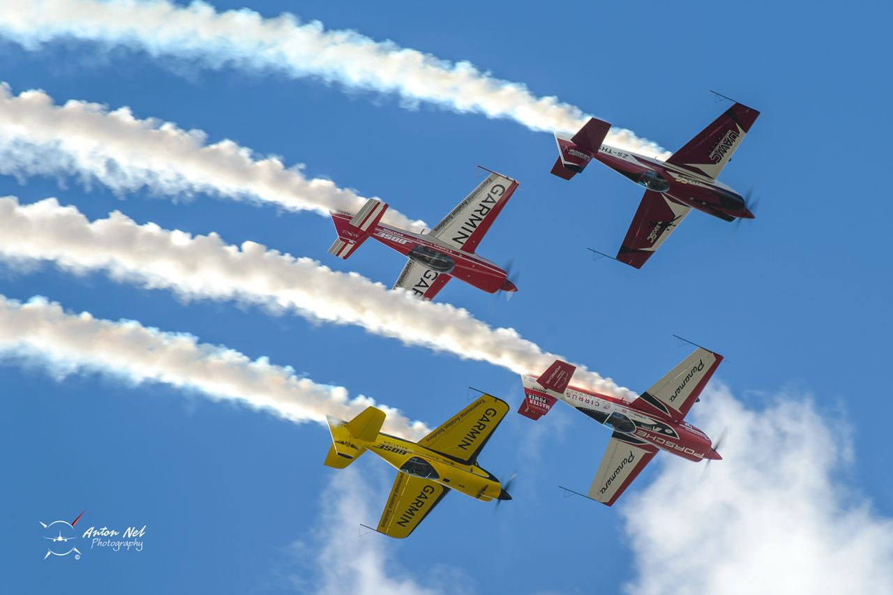 formation aerobatic team